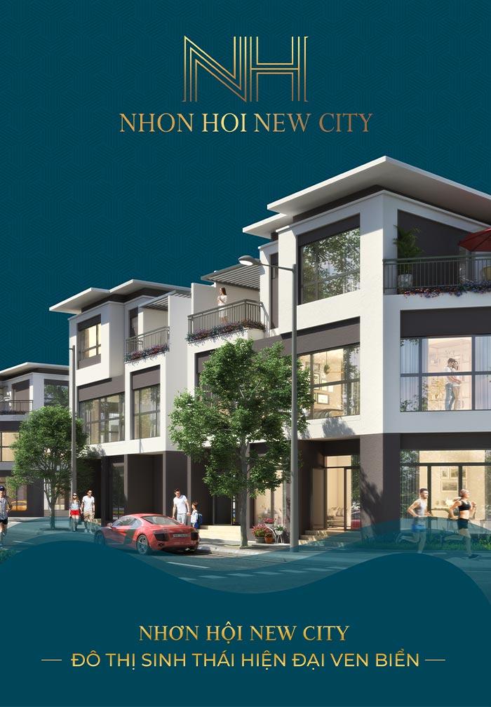 Brochure Nhơn Hội New City