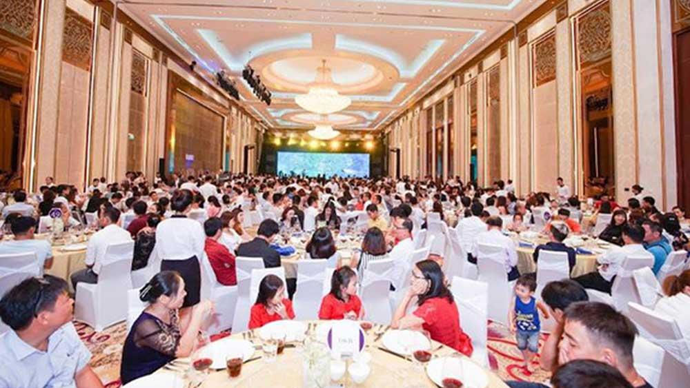 """Chủ đầu tư Phát Đạt và DKR mạnh tay chi """"quà khủng"""" trong đại tiệc tri ân dự án Nhơn Hội New City"""