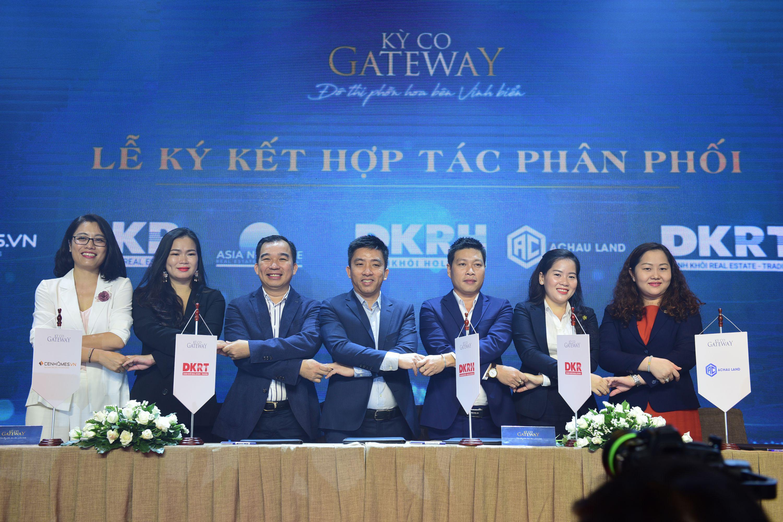 Tập đoàn Danh Khôi ký kết hợp tác triển khai khu đô thị Kỳ Co Gateway