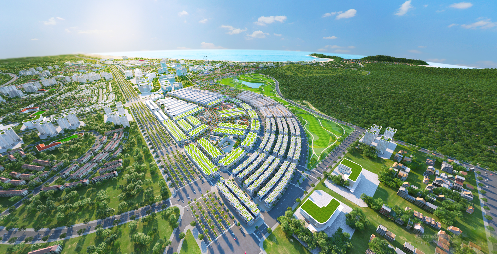 Nhơn Hội - Điểm đầu tư mới của bất động sản duyên hải miền Trung
